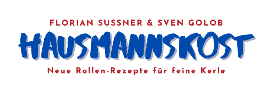 Logo for Hausmannskost Podcast